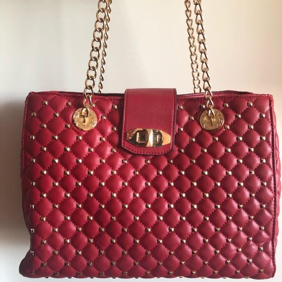 Aldo Handbags - Red Shoulder Bag